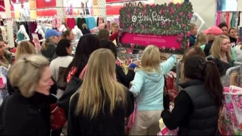 fd60227e9b Lilly Pulitzer for Target Causes Shopping Frenzy | WTTE