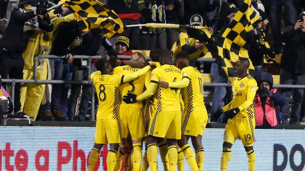 separation shoes 5f2a3 91309 Columbus Crew SC release 2019 schedule, home opener March ...