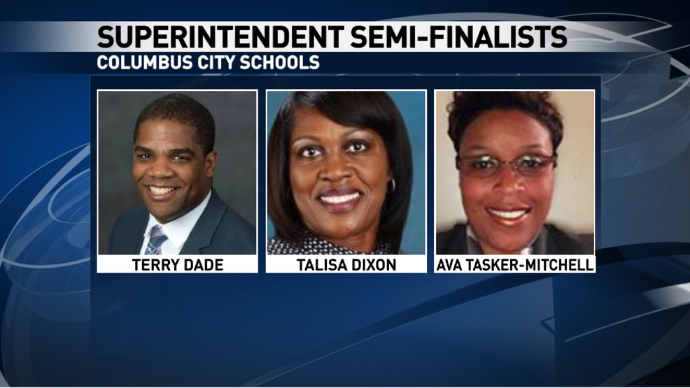 Search narrows for new superintendent of Columbus City