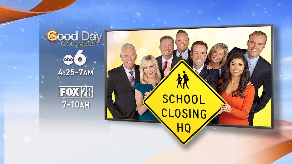 Baby, it's cold outside! School closings, weather info | WTTE