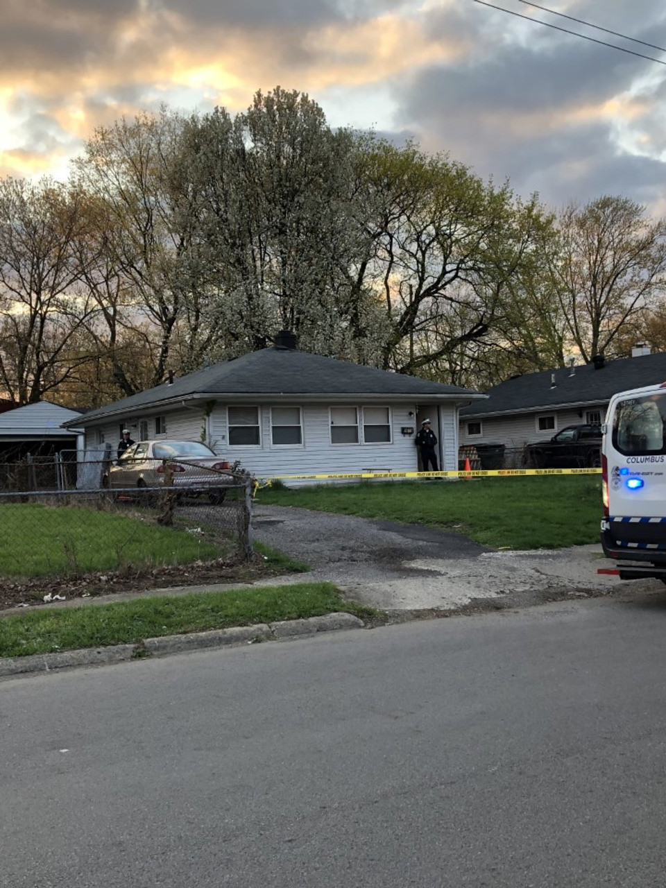 14 Year Old Girl In Critical Condition After Shooting In North Columbus Wtte
