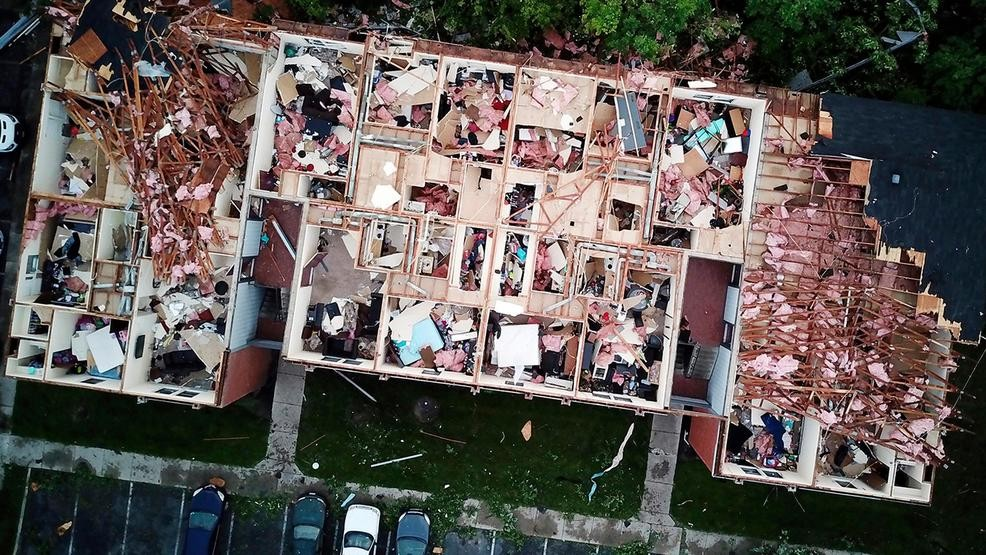 Memorial Day Tornadoes Partially Caused Ohio Woman S Death Wtte