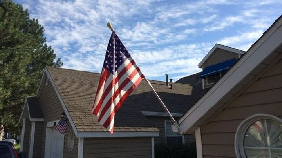 HOA Tells Neighbors to Remove Their Flags | WTTE