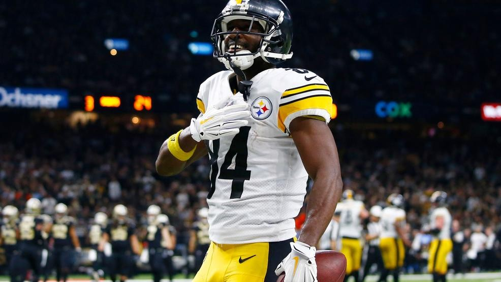 Patriots' Antonio Brown accused of rape in federal lawsuit