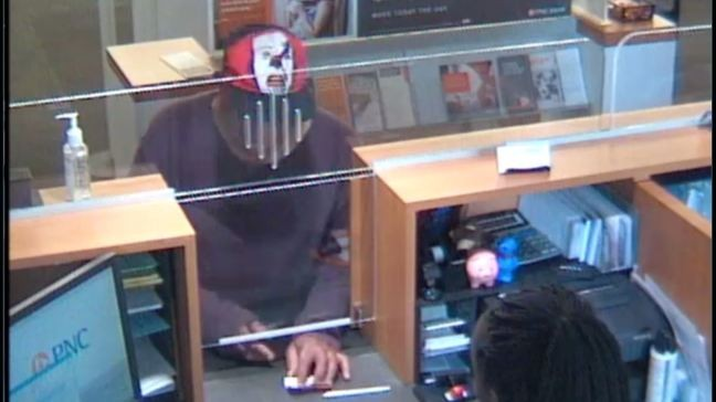 Bexley Police searching for man accused of robbing PNC Bank | WTTE