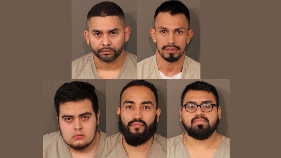 7 charged after drug bust that netted 8 kilos of heroin