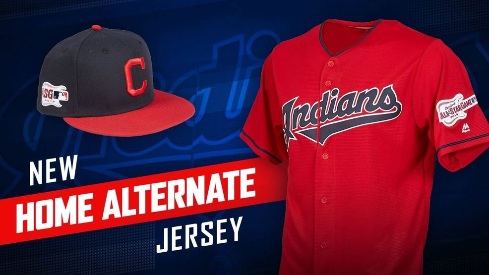 4a0f00d0182f4e Cleveland Indians unveil new jerseys without controversial Chief Wahoo
