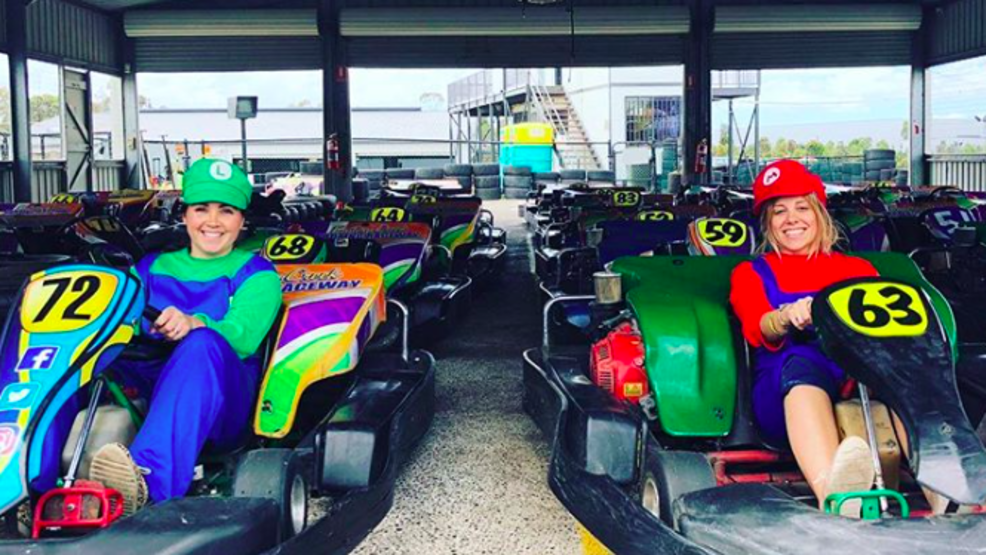 Go Karts Cleveland >> Mario Kart Inspired Race Track Coming To Cleveland In September Wtte