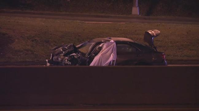 Police: Driver who caused 4-car crash that killed three may have